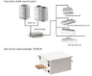 Commercial heat recovery units