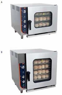 COMBI STEAM Ovens - Mechanical