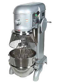 Floor Standing Planetary Mixer - With