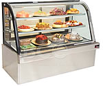 DISPLAY UNIT REFRIGERATED
