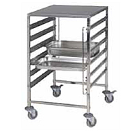 MOBILE WORKING TABLE 6 TIER