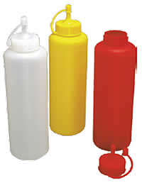 PLASTIC DISPENSER 6 Pack